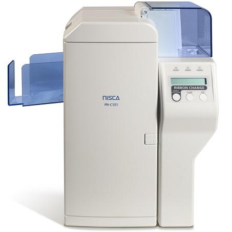 nisca card printers