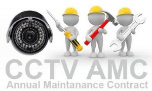 CCTV Annual Maintenance
